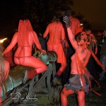 Naked Beltane People